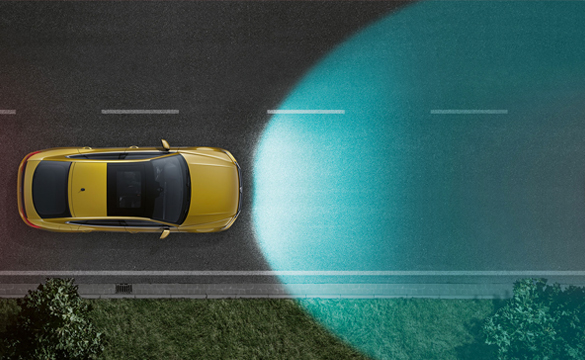arteon dynamic light assist
