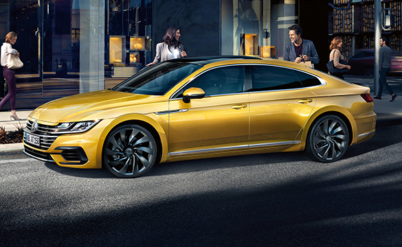 arteon ext side